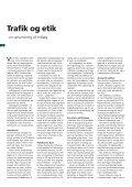 Trafik og etik - set med grønne øjne - Grønt Miljø - Page 2