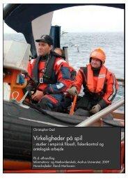 studier i empirisk filosofi, fiskerikontrol og ontologisk arbejde - dasts