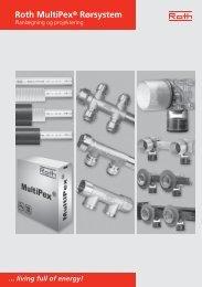 MultiPex® planlægning & projektering - Roth
