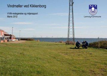 VVM-redegørelse - kikkenborgvindkraft.dk