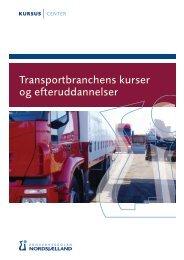 Transportbranchens kurser og efteruddannelser - Erhvervsskolen ...