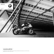 BMW MotoRRad Basics - BMW Motorrad Danmark