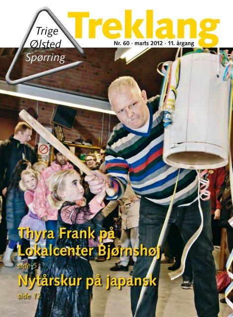 Thyra Frank på Lokalcenter Bjørnshøj Nytårskur på japansk
