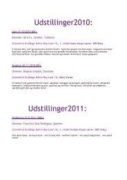 Udstillings resultater - Hornstrup Bulldogs