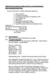 Generalforsamling d. 19.03.2013 - Skinderskov Grundejerforening