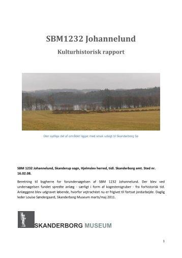 SBM1232 Johannelund - Skanderborg Museum