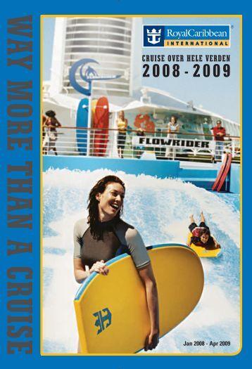 Royal Caribbean over hele verden 2010-2011 - Myhre Travel