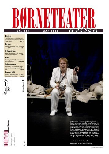 BTA nr. 145 Maj 2008 - Teateravisen.dk