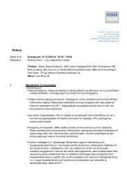 Referat Bestyrelsesmøde- 15 december 2010_referat - Vedbæk havn
