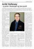 Side 1 - kyrkje kopi 3 - Velkomen til Den norske kyrkja i Vaksdal ... - Page 4