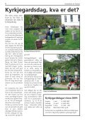Side 1 - kyrkje kopi 3 - Velkomen til Den norske kyrkja i Vaksdal ... - Page 6