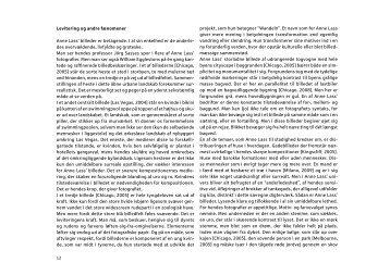 Levitering og andre fænomener Anne Lass' billeder er betagende. I ...