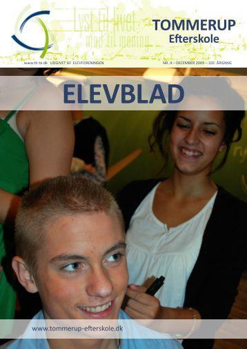 12 elevblad december 2009.indd - Tommerup Efterskole