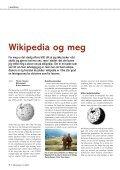 Wikipedia og meg - Bibliotekarforbundet - Page 4