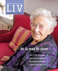 Februar 2013 - Retten til liv
