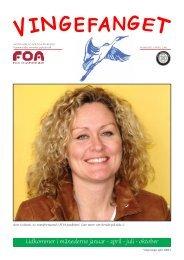 Vingefang APRIL 2006.indd - FOA-Psykiatri