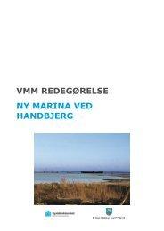 VVM redegørelse - revideret Jan 2011 - Holstebro Kommune