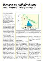 Artiklen er en pdf-fil på 419 kb - GeologiskNyt