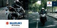Suzuki MC Forsikring