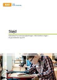 Sløjd - Arbejdsmiljoweb.dk