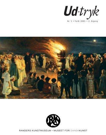 Udtryk nr. 1, 2001 - Randers Kunstmuseum