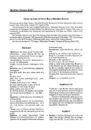 Gloser til 1. bog af Historiai, Prooimion, kapitel 6-15, 28-33 (pdf)