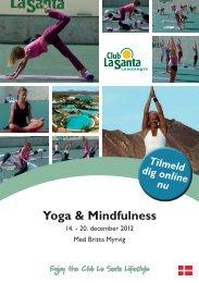 Yoga & Mindfulness - Britta Myrvig