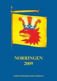 NORRINGEN 2009 - Norringarna