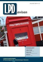 Nummer 73 (december 2008) - Landsforeningen af Patientrådgivere ...