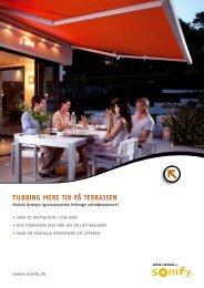Lysrampe og terrassevarmer - Botex