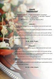Ønsker du at vide mere om vores mad ud af ... - Penny Lane Café