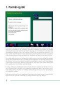 Lærervejledning - Undervisningsministeriet - Page 6