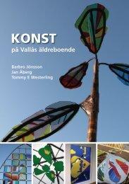Konst på Vallås äldreboende - Halmstad