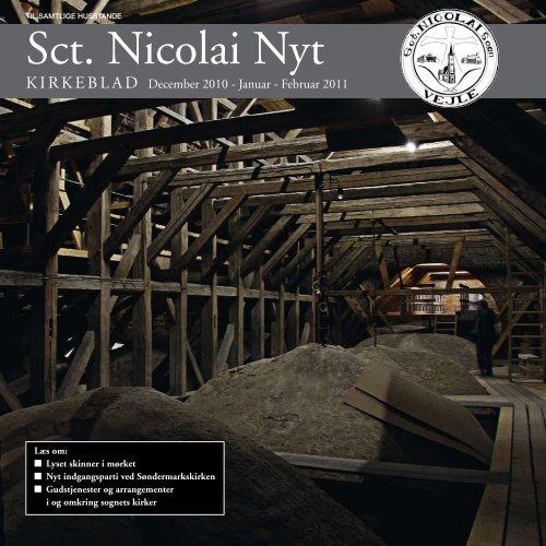 Sct. Nicolai Nyt December 2010 - Januar