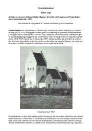 Hent Børge Møller-Madsens artikel om Frederikskirken, udgivet af ...