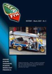 INTERNT - Marts 2007 - Nr. 3 - Taxa Fyn