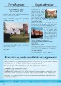 SOGNEBLAD - Herlufsholm Kirke - Page 6
