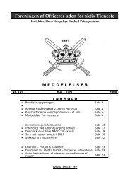 FOUAT - Meddelelser nr. 159 - FOUAT.dk