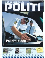 LINK til: Borgeravis - Husstandsomdelt 2008 - Politiets