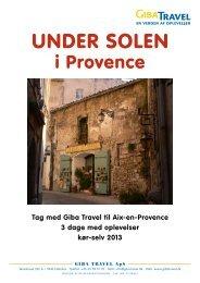 Se information - GIBA Travel