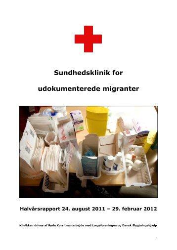 Læs rapporten her - Røde Kors