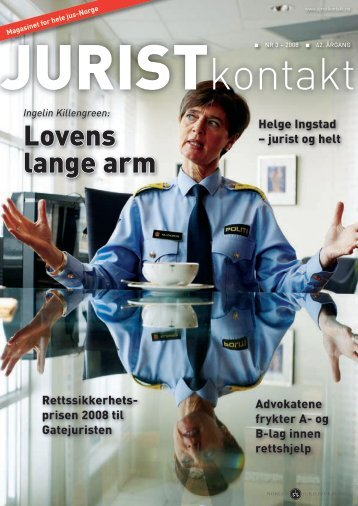Juristkontakt 3 • 2008