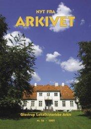Nyt fra Arkivet nr. 26 - Glostrup Bibliotek