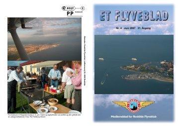Nr. 4 Juni 2007 31. Årgang - Roskilde Flyveklub