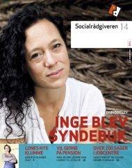 Socialrådgiveren nr. 14-2011 - Dansk Socialrådgiverforening