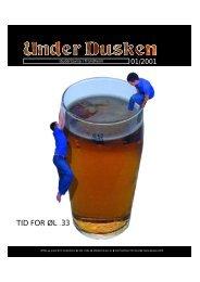 TID FOR ØL s. 33 - Under Dusken