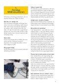"""Værd at vide om """"Mand Over Bord"""" - Søsportens Sikkerhedsråd - Page 3"""