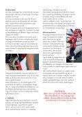 """Værd at vide om """"Mand Over Bord"""" - Søsportens Sikkerhedsråd - Page 7"""
