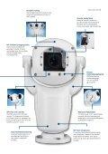 MIC-serien 550 Robust, udendørs PTZ-kamera - Bosch Security ... - Page 3