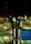 MIC-serien 550 Robust, udendørs PTZ-kamera - Bosch Security ... - Page 5